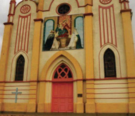 Paróquia Nossa Senhora do Rosário – São José do Herval