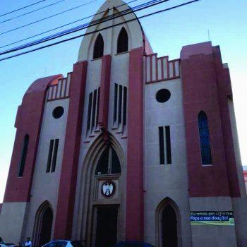 Paróquia Divino Espírito Santo - Catedral