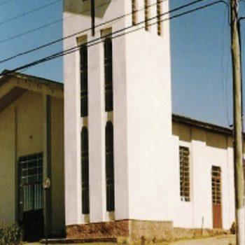 Paróquia São João Batista - Lagoão