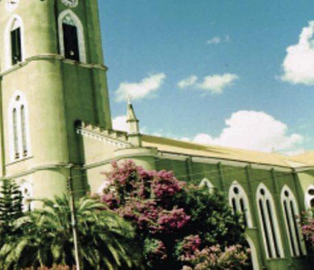Paróquia São José – Chapada