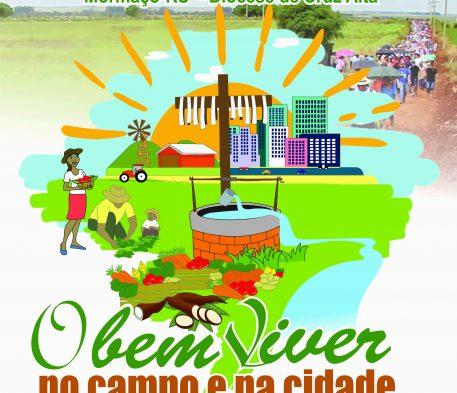 """43ª Romaria da Terra será em Mormaço """"O bem viver no campo e na cidade"""" é o tema desta edição"""