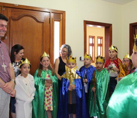 Campanha dos Pequenos Reis Magos é realizada na Diocese de Cruz Alta