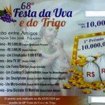 Paróquia São José de Pejuçara promove a 68ª Festa da uva e do trigo