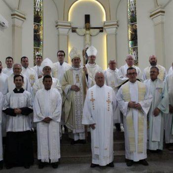 Jubileu de Prata de ordenação presbiteral de Dom Adelar Baruffi