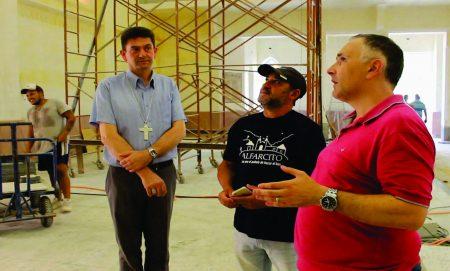Catedral será reinaugurada internamente no dia 02 de agosto