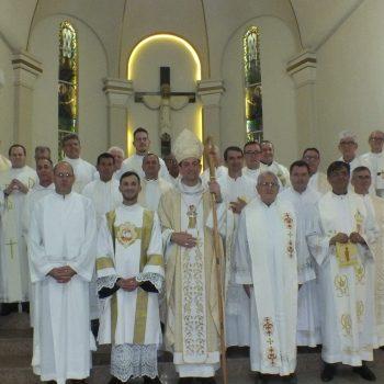 Ordenação Diaconal de Cleiton Turela Moraes