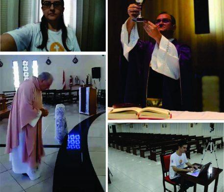 A tecnologia a favor da oração