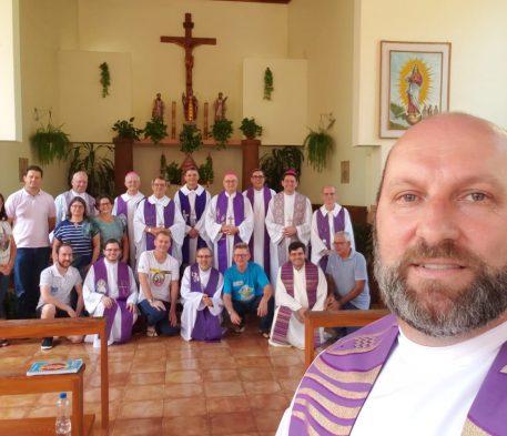 Reunião da Província na Diocese de Santo Ângelo