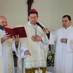 Missa crismal e bênção dos Santos Óleos