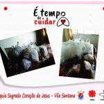 É tempo de cuidar na Paróquia Sagrado Coração de Jesus – Vila Santana/Ijuí