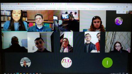 Pascom da Diocese de Cruz Alta realiza encontro de formação online