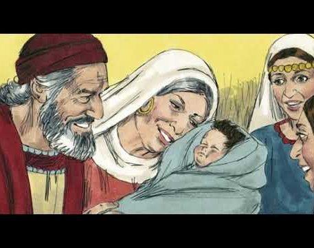 Deus nos fala - Natividade de São João Batista . Solenidade