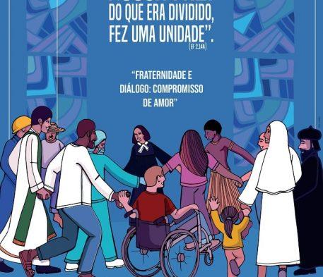 Escolhido o cartaz da Campanha da Fraternidade Ecumênica de 2021