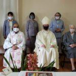 Irmãs da Congregação Filhas do Sagrado Coração de Jesus renovam seus votos