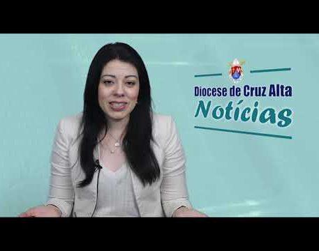 Diocese de Cruz Alta em Notícias 28/08/2020
