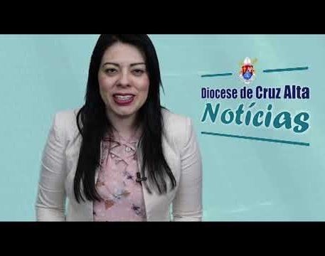 Diocese de Cruz Alta em Notícias - 30/10/2020
