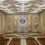 Bênção e dedicação do altar marcam reabertura da Catedral de Cruz Alta