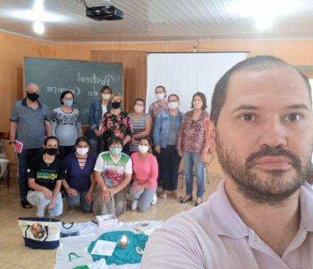 Paróquia de Barros Cassal dá primeiros passos para implantação da Pastoral da Criança
