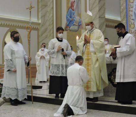 Catedral ganha seu primeiro Diácono Permanente