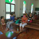 Pastoral da Saúde da paróquia Imaculada Conceição desenvolve projeto que auxilia famílias da comunidade Santos Anjos