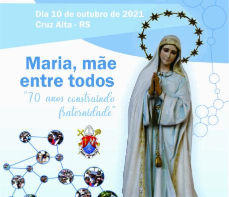 70ª Romaria Diocesana ao Santuário N. Sra de Fátima: Novena inicia nesta sexta-feira